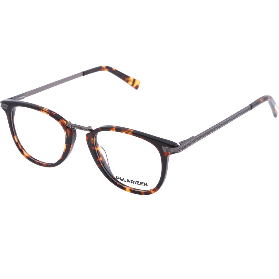 Rame ochelari de vedere unisex Polarizen 17239 C2 Patrate originale cu comanda online
