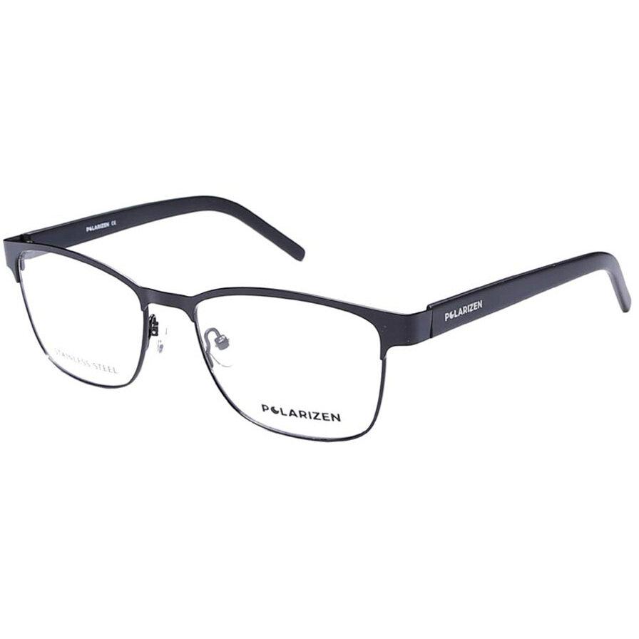 Rame ochelari de vedere unisex Polarizen 3144 C5 Browline originale cu comanda online