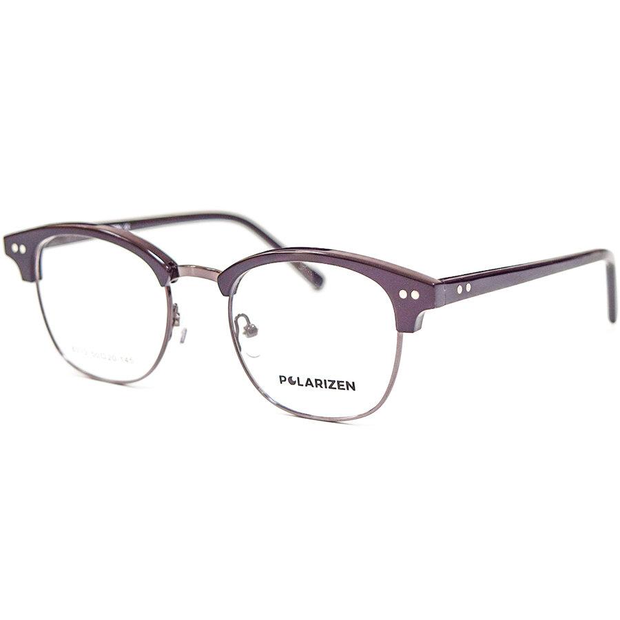 Rame ochelari de vedere unisex Polarizen 6313 5 Browline originale cu comanda online