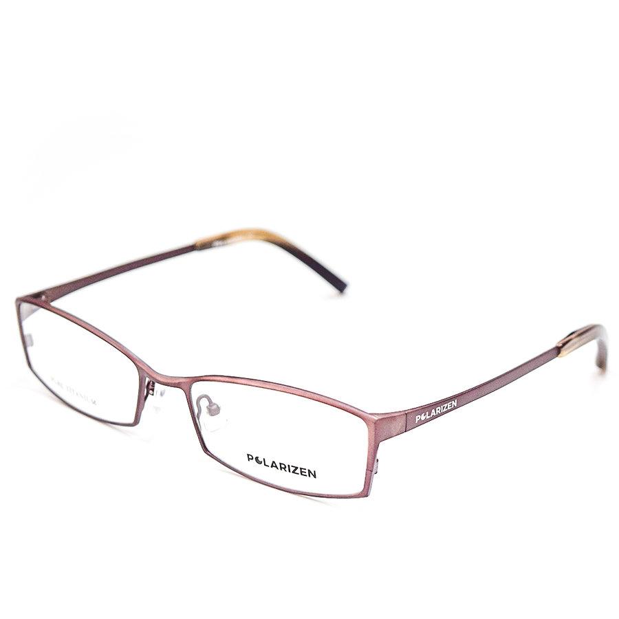 Rame ochelari de vedere unisex Polarizen 8260 8 Rectangulare originale cu comanda online