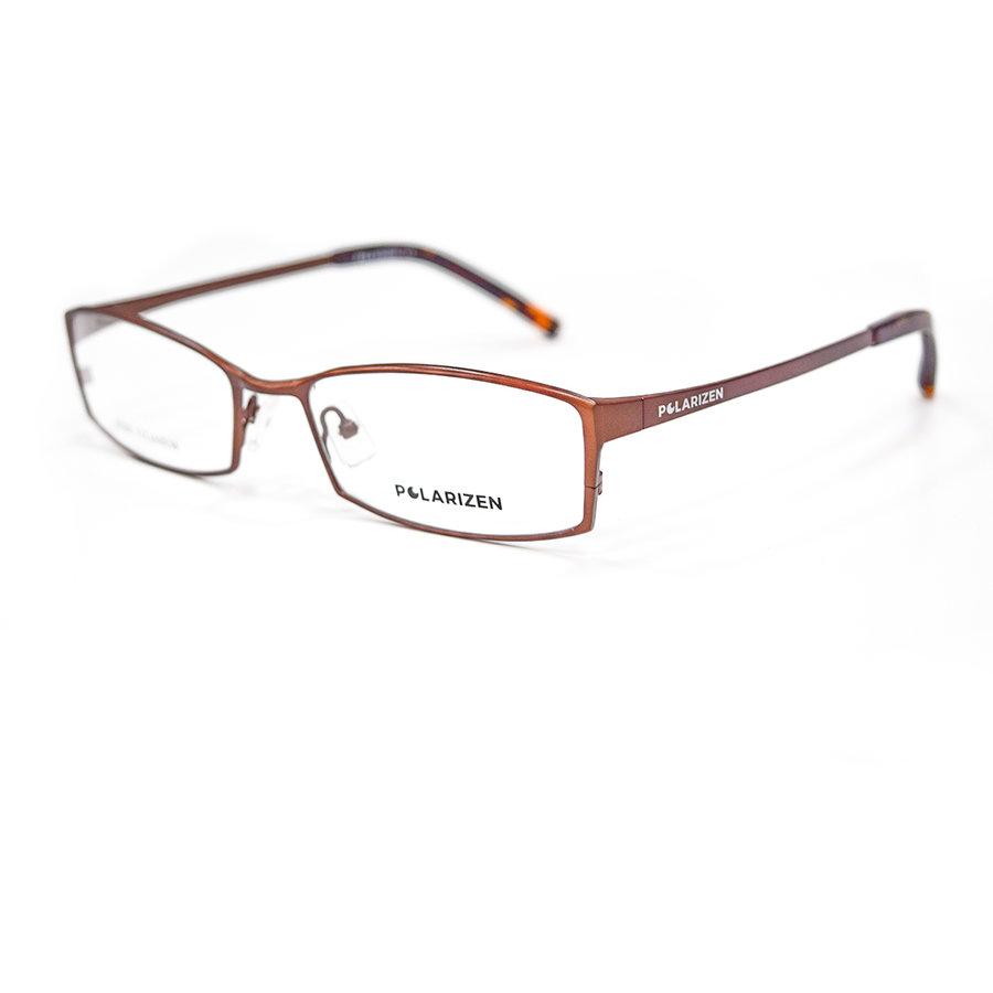 Rame ochelari de vedere unisex Polarizen 8260 9 Rectangulare originale cu comanda online