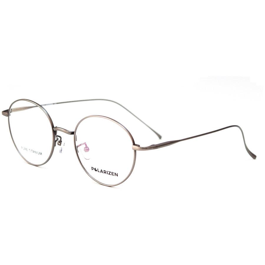 Rame ochelari de vedere unisex Polarizen 8950 8 Rotunde originale cu comanda online