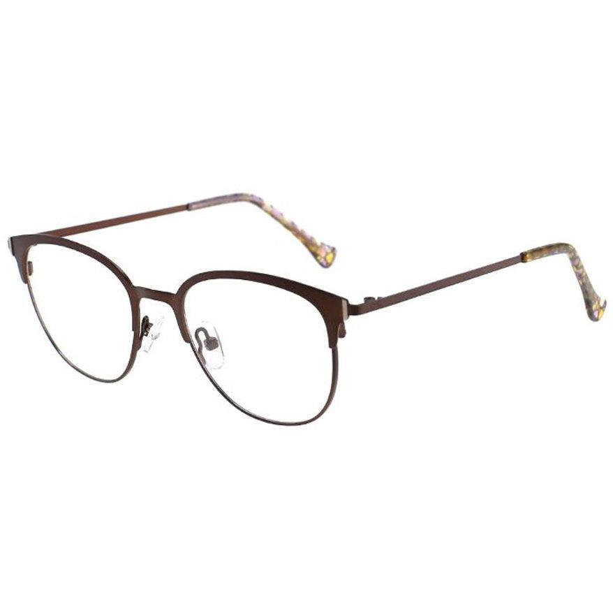 Rame ochelari de vedere unisex Polarizen 9075 C2 Browline originale cu comanda online