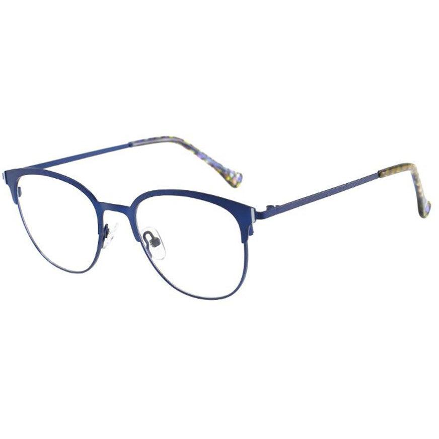 Rame ochelari de vedere unisex Polarizen 9075 C4 Browline originale cu comanda online