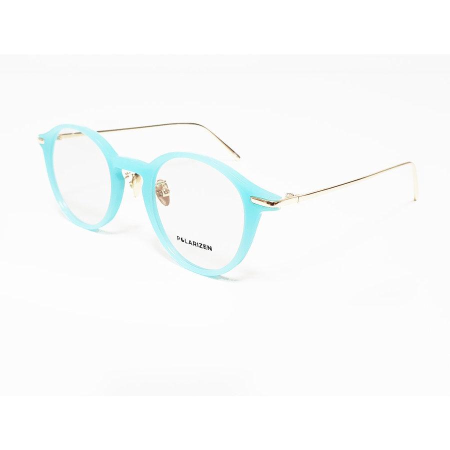Rame ochelari de vedere unisex Polarizen TR1544 C6 Rotunde originale cu comanda online