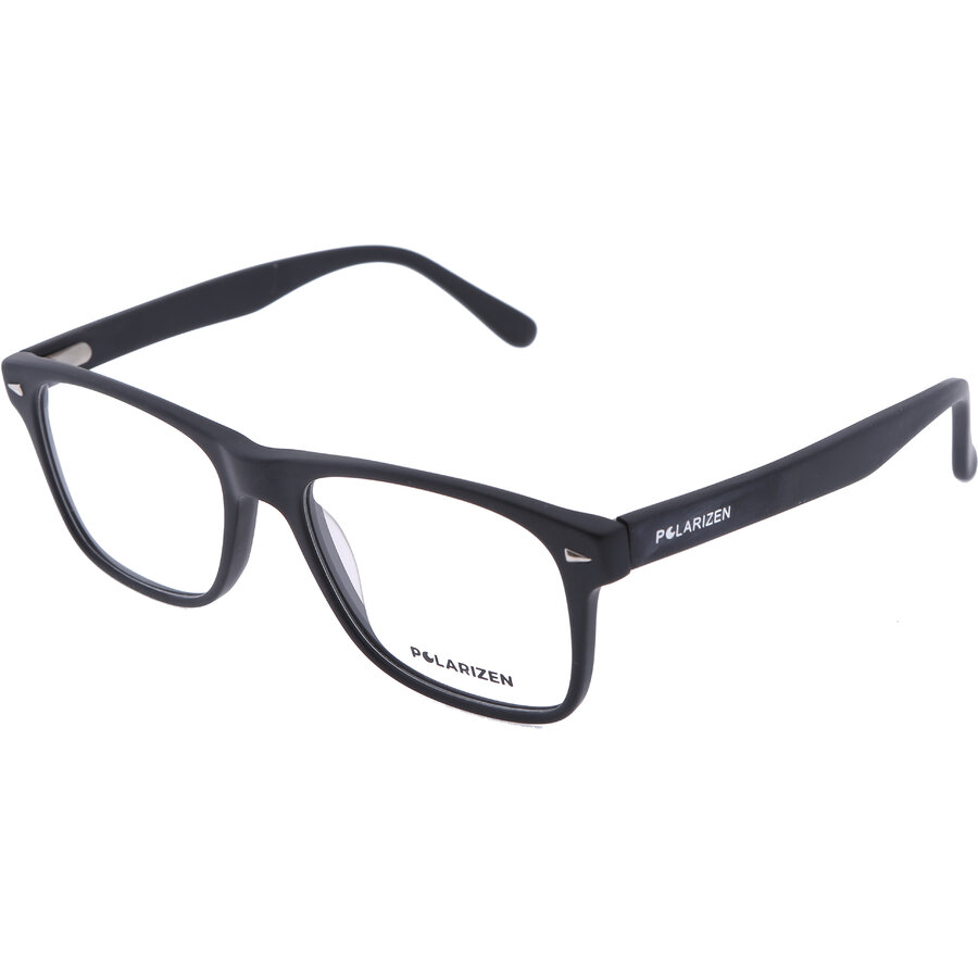 Rame ochelari de vedere unisex Polarizen WD1013 C1 Rectangulare originale cu comanda online