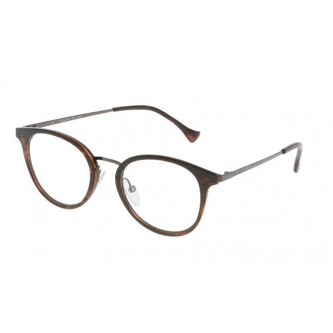 Rame ochelari de vedere unisex Police VPL044 0722 Rotunde originale cu comanda online