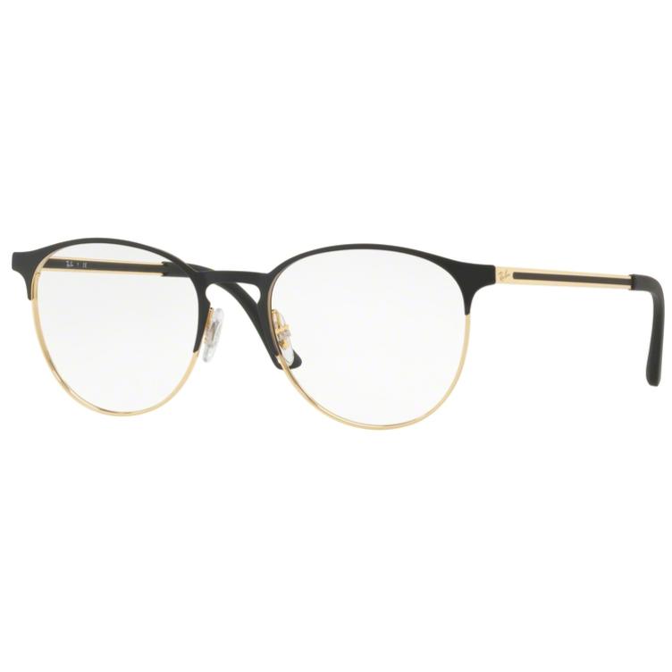 Rame ochelari de vedere unisex RAY-BAN RX6375 2890 Rotunde originale cu comanda online
