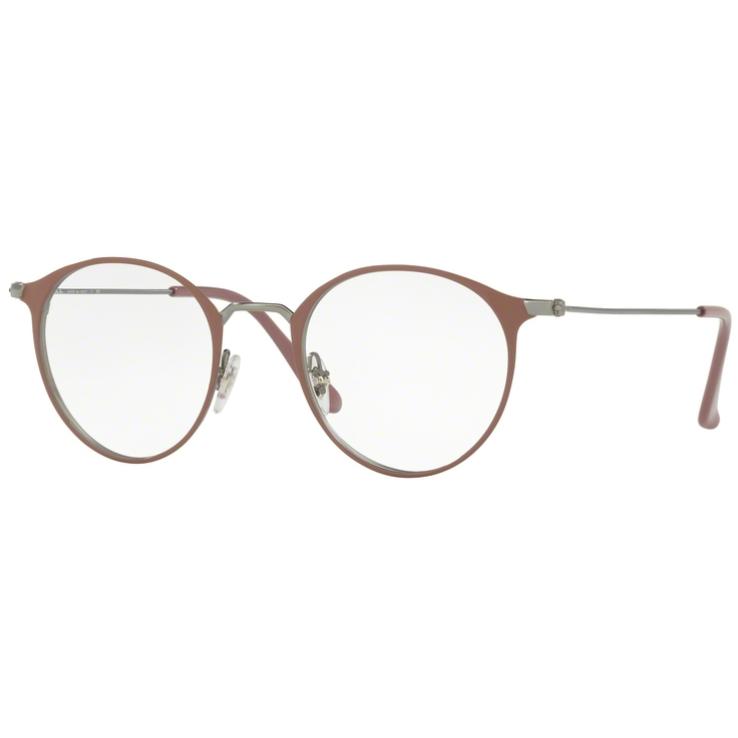 Rame ochelari de vedere unisex RAY-BAN RX6378 2907 Rotunde originale cu comanda online