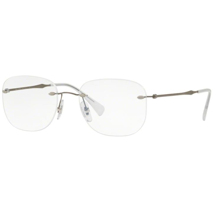 Rame ochelari de vedere unisex RAY-BAN RX8748 1000 Ovale originale cu comanda online