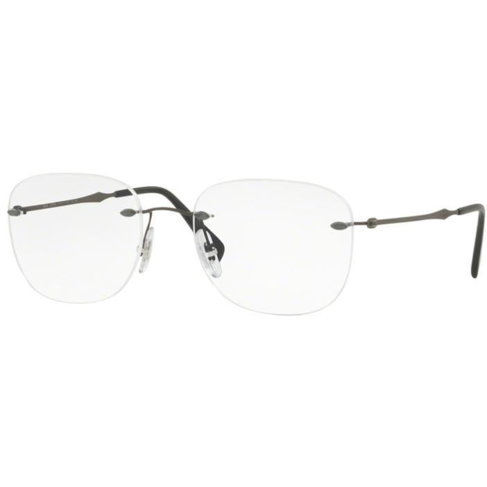 Rame ochelari de vedere unisex RAY-BAN RX8748 1128 Ovale originale cu comanda online