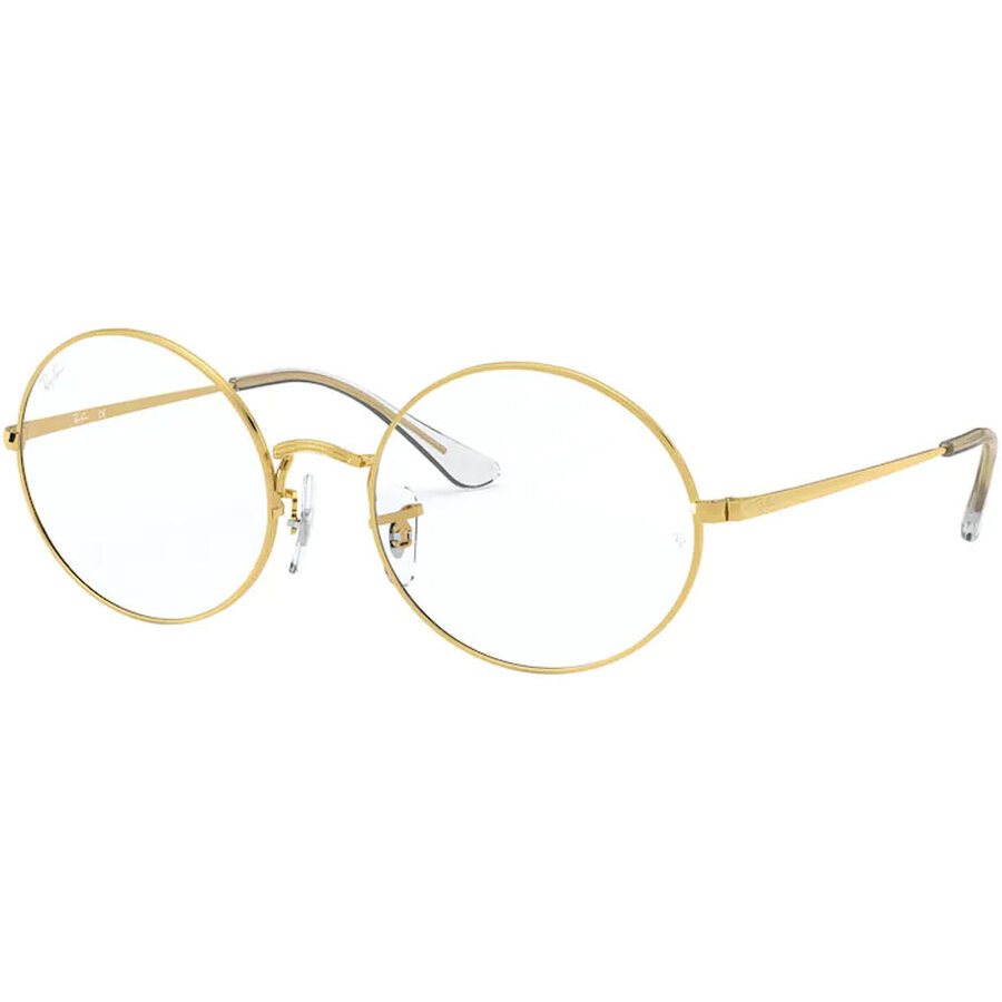 Rame ochelari de vedere unisex Ray-Ban RX1970V 3086 Rotunde originale cu comanda online
