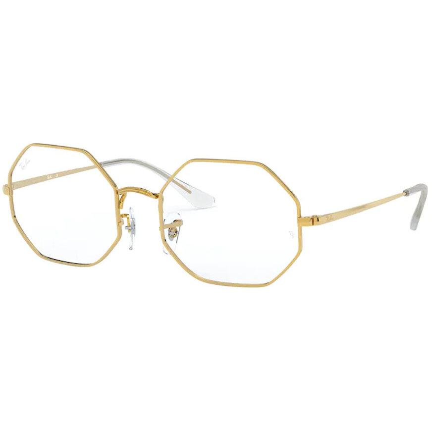 Rame ochelari de vedere unisex Ray-Ban RX1972V 3086 Rectangulare originale cu comanda online