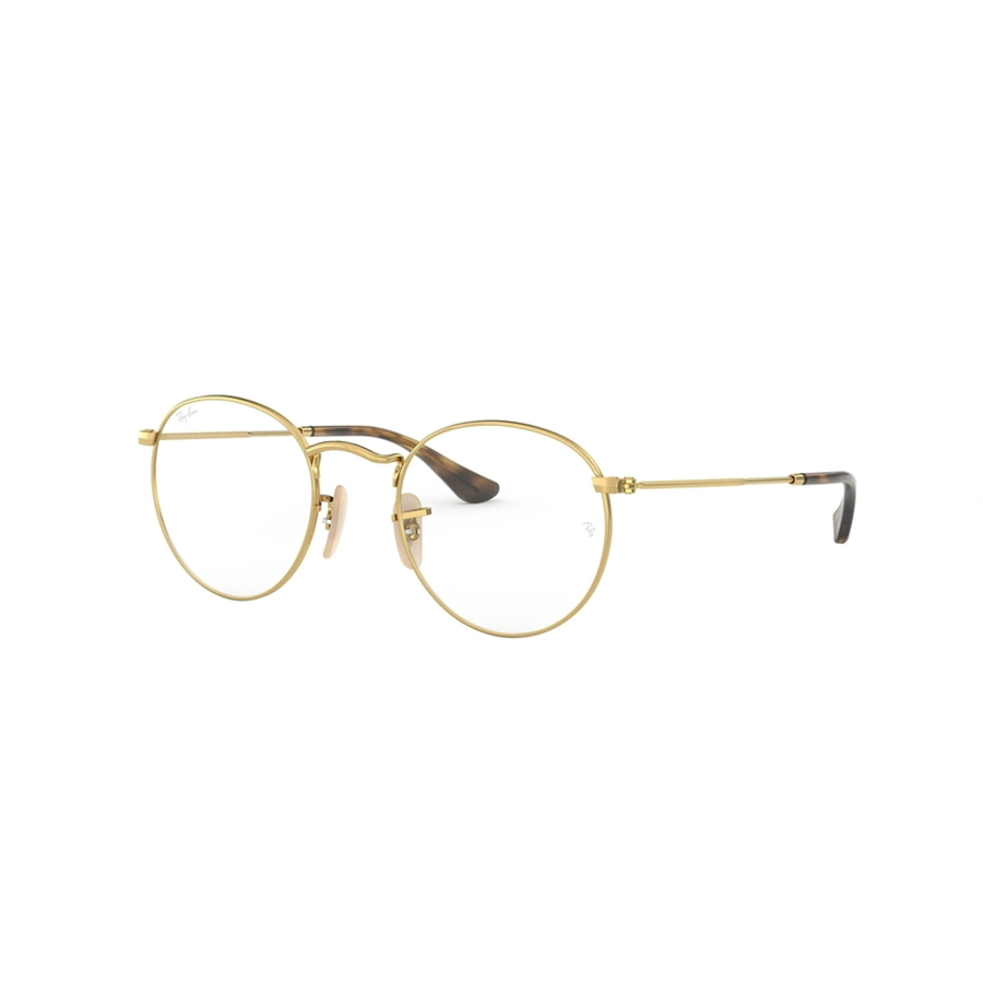 Rame ochelari de vedere unisex Ray-Ban RX3447V 2500 Rotunde originale cu comanda online