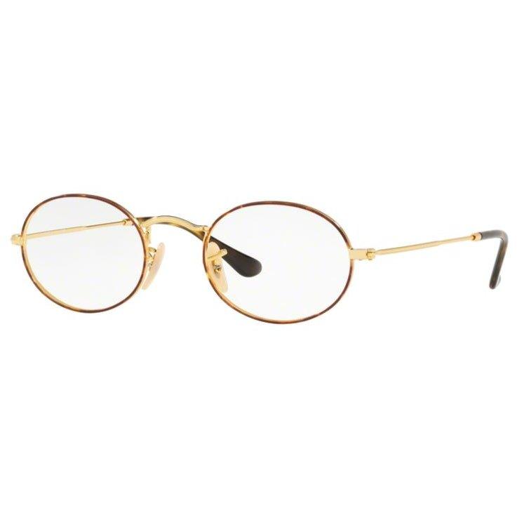Rame ochelari de vedere unisex Ray-Ban RX3547V 2945 Ovale originale cu comanda online
