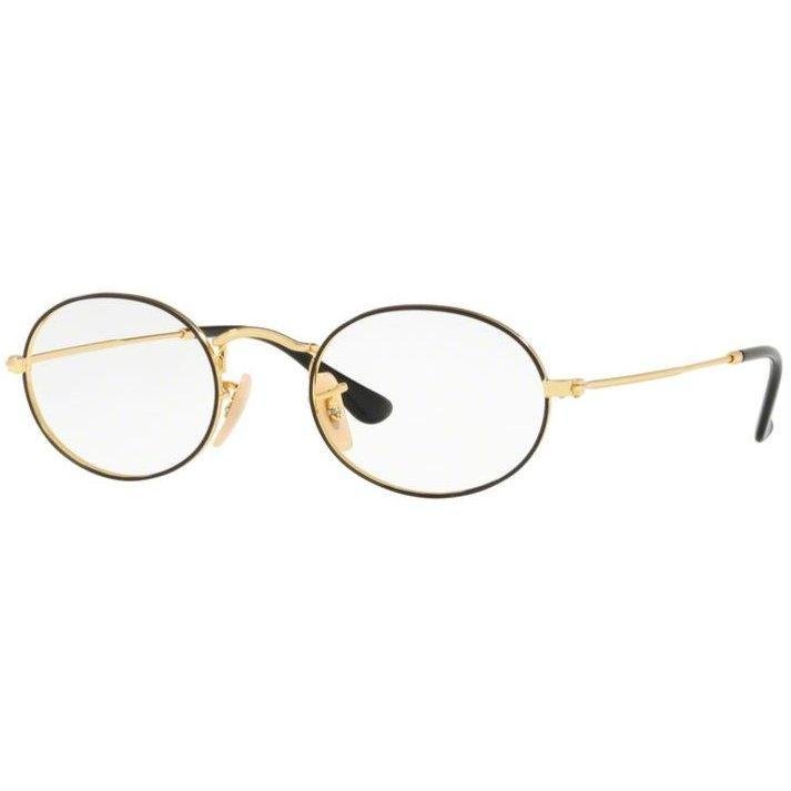 Rame ochelari de vedere unisex Ray-Ban RX3547V 2991 Ovale originale cu comanda online
