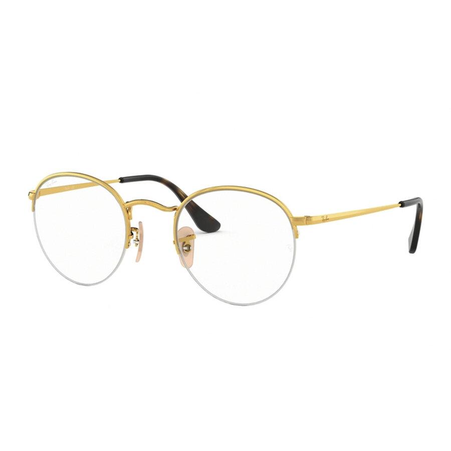 Rame ochelari de vedere unisex Ray-Ban RX3947V 2500 Rotunde originale cu comanda online