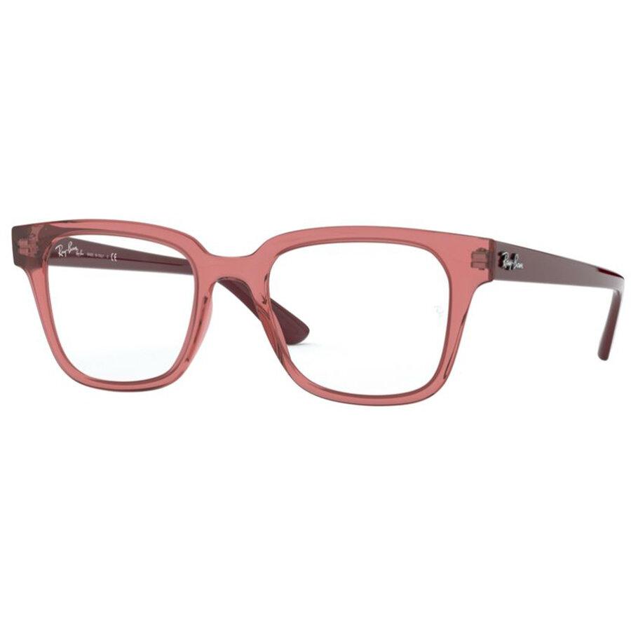 Rame ochelari de vedere unisex Ray-Ban RX4323V 5942 Patrate originale cu comanda online