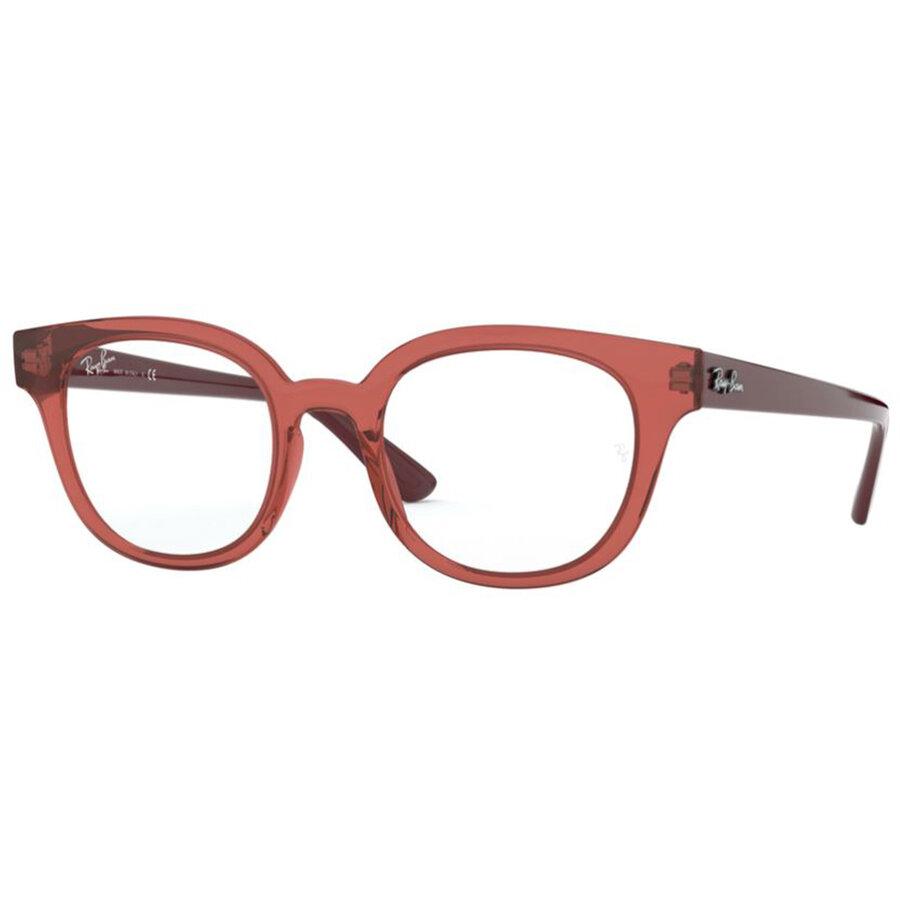 Rame ochelari de vedere unisex Ray-Ban RX4324V 5942 Rotunde originale cu comanda online