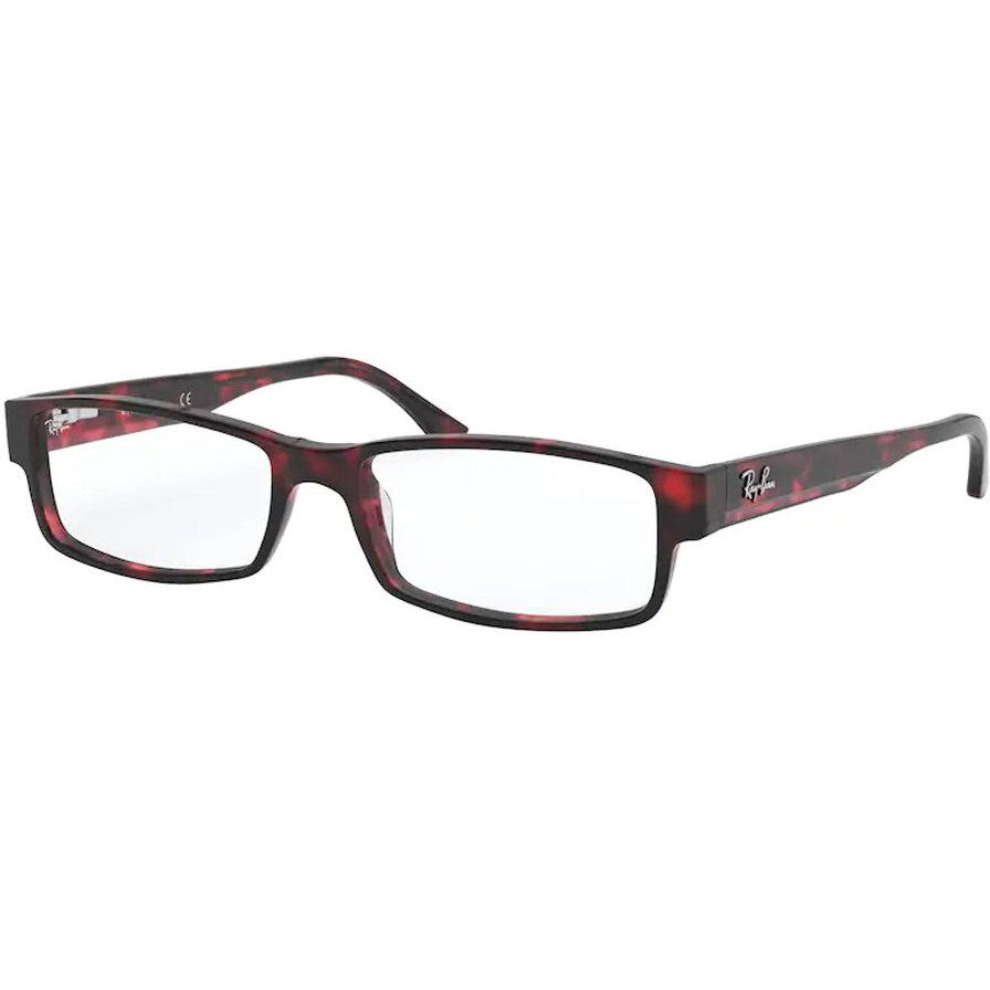 Rame ochelari de vedere unisex Ray-Ban RX5114 5948 Rectangulare originale cu comanda online