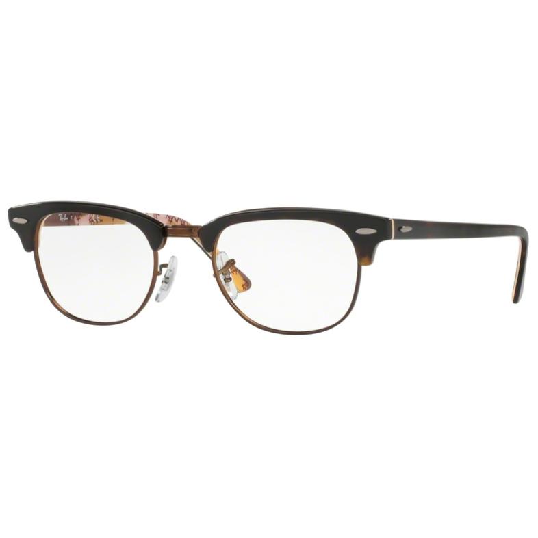 Rame ochelari de vedere unisex Ray-Ban RX5154 5650 Browline originale cu comanda online