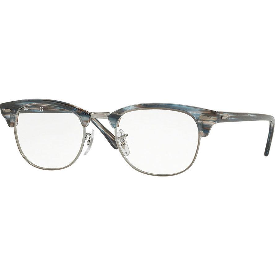Rame ochelari de vedere unisex Ray-Ban RX5154 5750 Browline originale cu comanda online