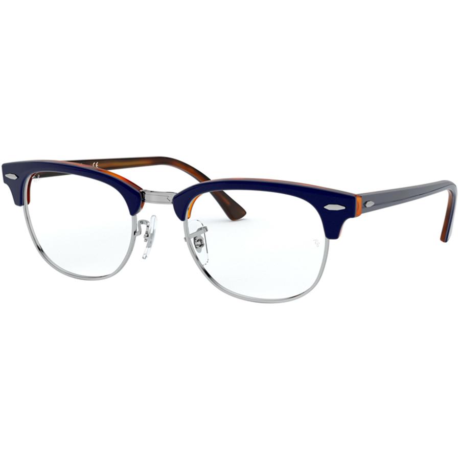 Rame ochelari de vedere unisex Ray-Ban RX5154 5910 Patrate originale cu comanda online