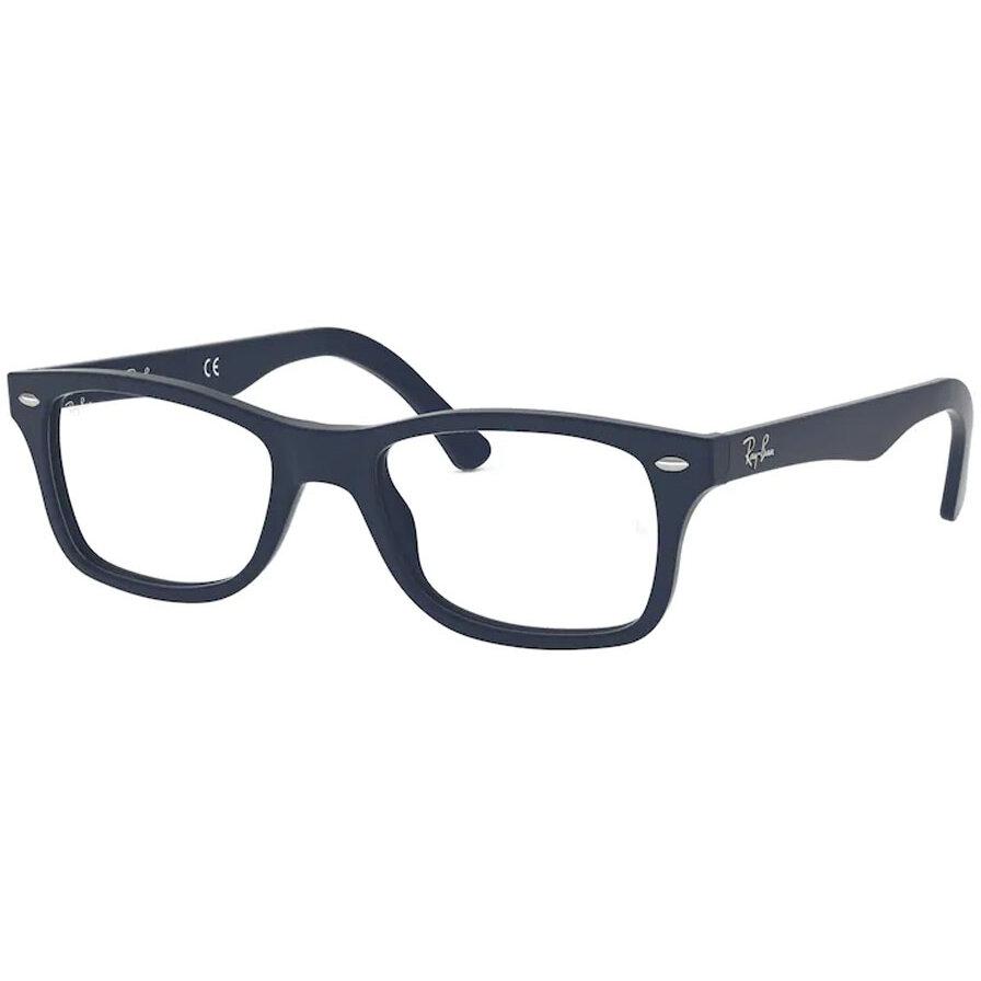 Rame ochelari de vedere unisex Ray-Ban RX5228 5583 Patrate originale cu comanda online