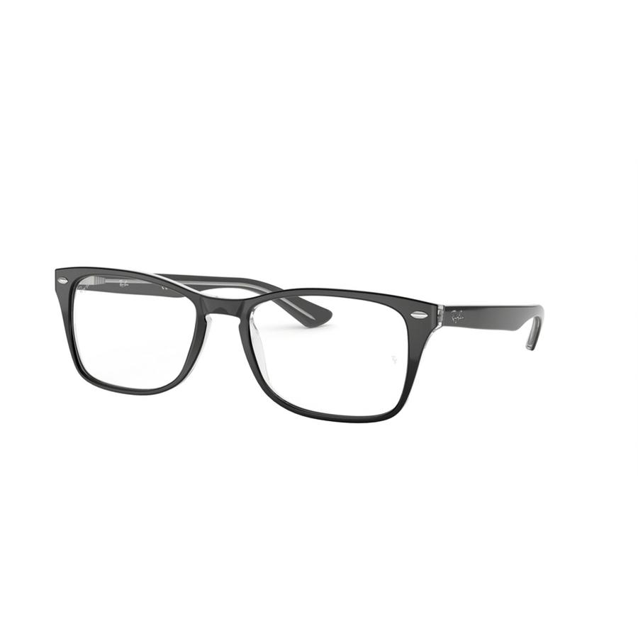 Rame ochelari de vedere unisex Ray-Ban RX5228M 2034 Patrate originale cu comanda online