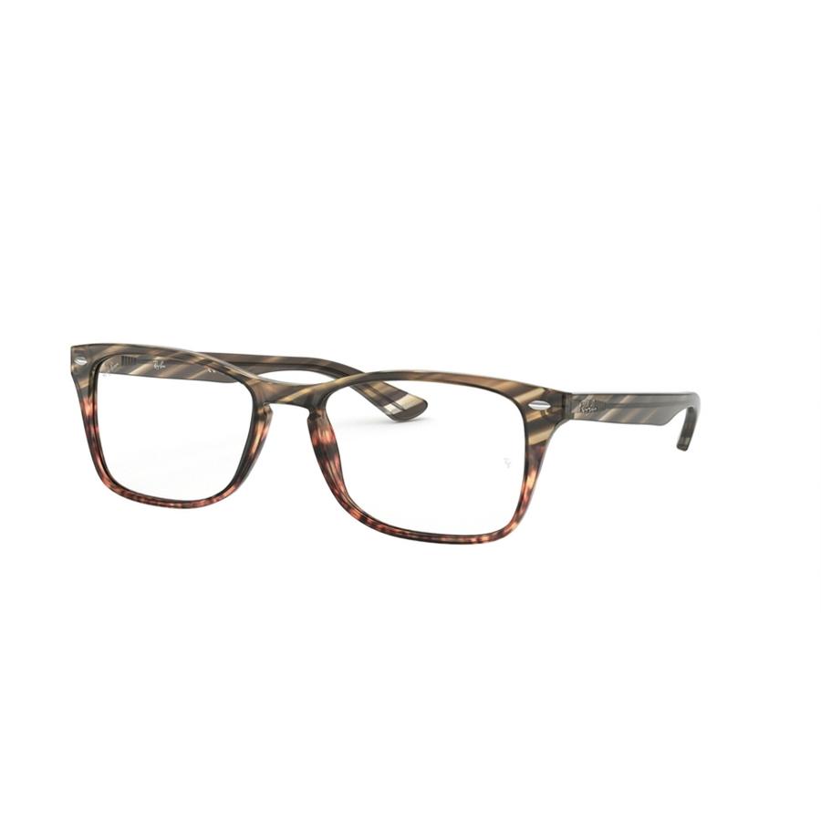 Rame ochelari de vedere unisex Ray-Ban RX5228M 5837 Patrate originale cu comanda online