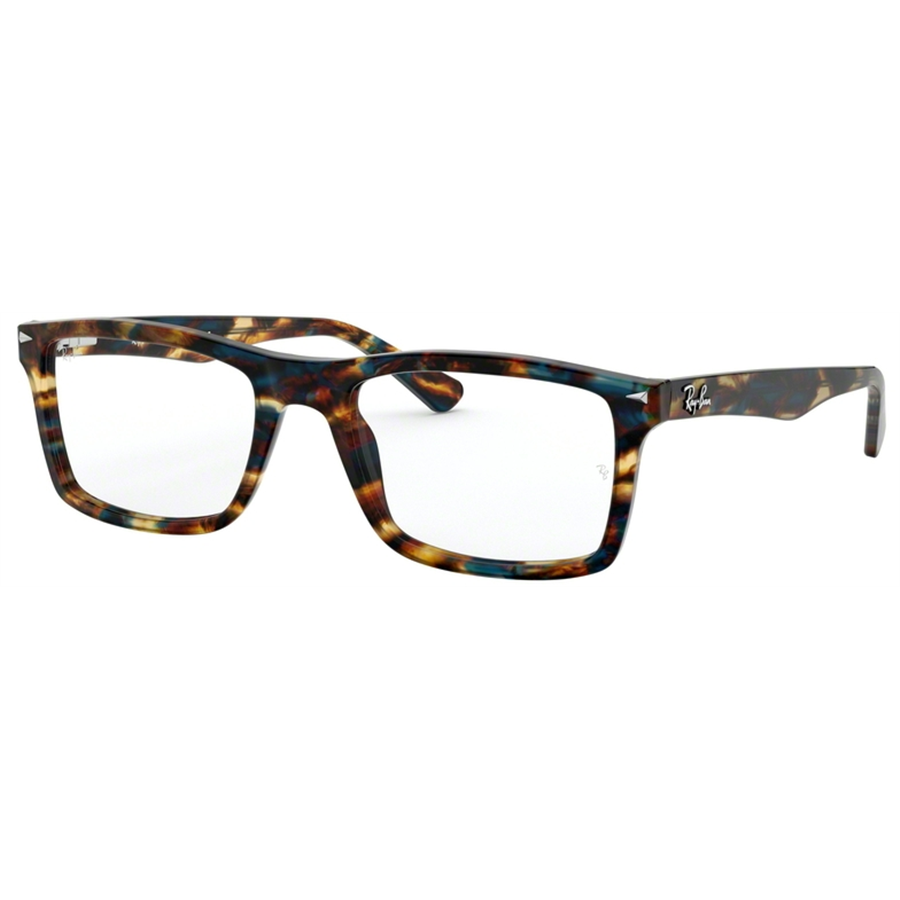 Rame ochelari de vedere unisex Ray-Ban RX5287 5711 Patrate originale cu comanda online