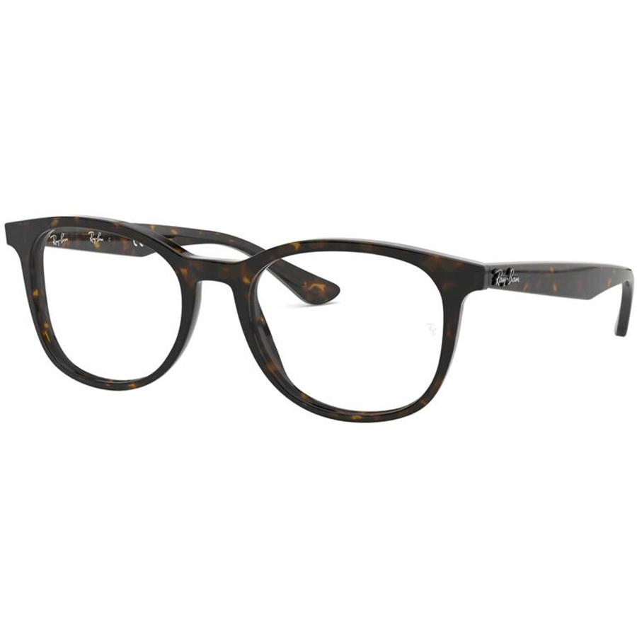 Rame ochelari de vedere unisex Ray-Ban RX5356 2012 Patrate originale cu comanda online