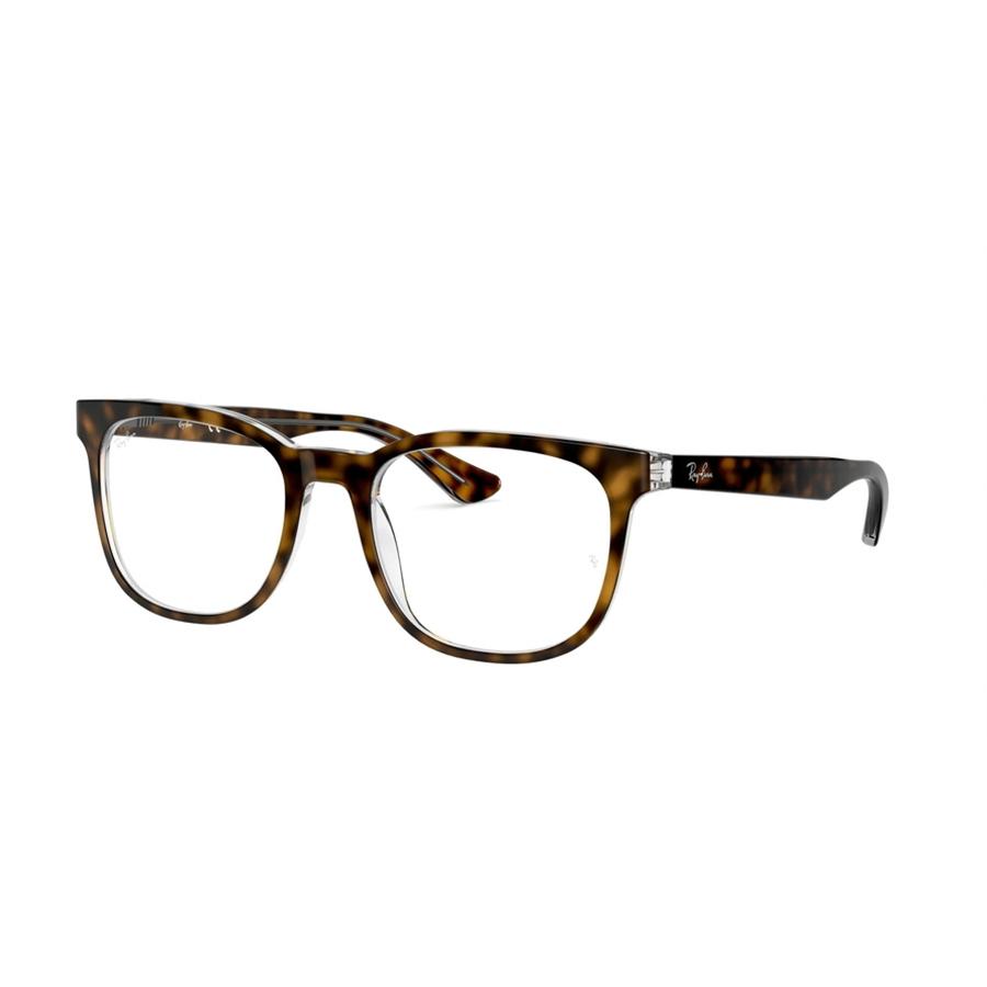 Rame ochelari de vedere unisex Ray-Ban RX5369 5082 Patrate originale cu comanda online