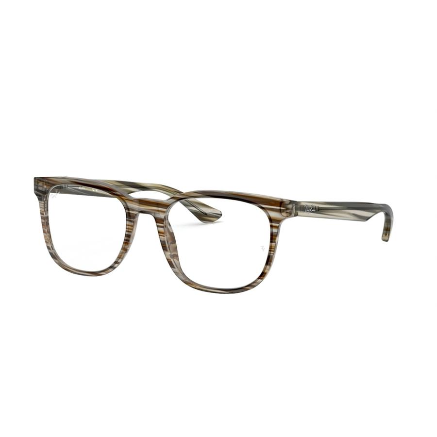 Rame ochelari de vedere unisex Ray-Ban RX5369 5751 Patrate originale cu comanda online
