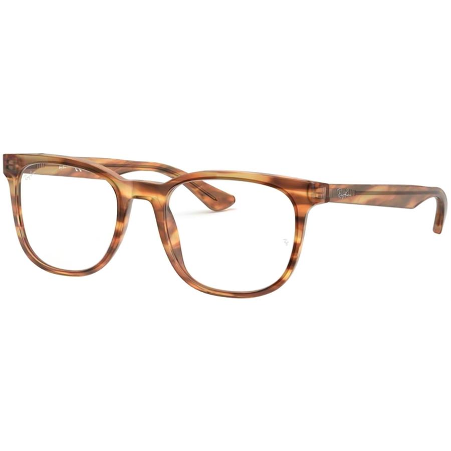 Rame ochelari de vedere unisex Ray-Ban RX5369 5797 Patrate originale cu comanda online