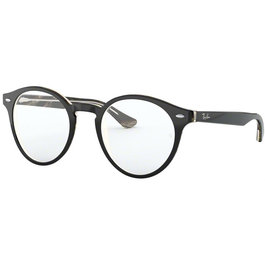 Rame ochelari de vedere unisex Ray-Ban RX5376 5912 Rotunde originale cu comanda online