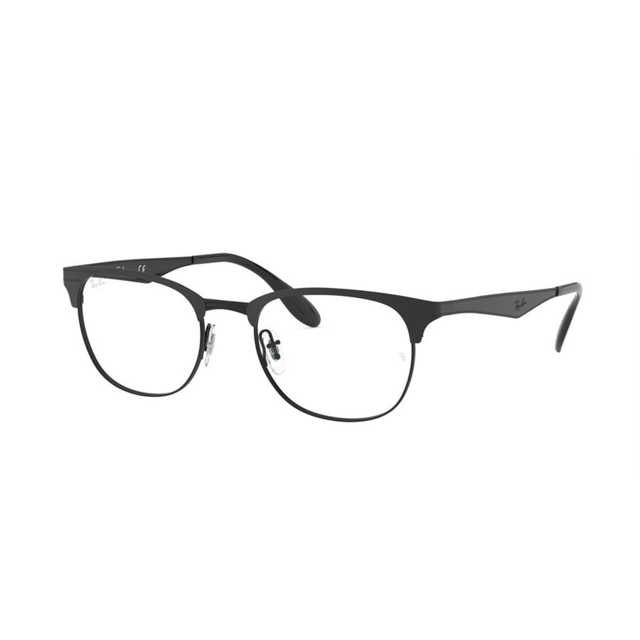 Rame ochelari de vedere unisex Ray-Ban RX6346 2904 Patrate originale cu comanda online