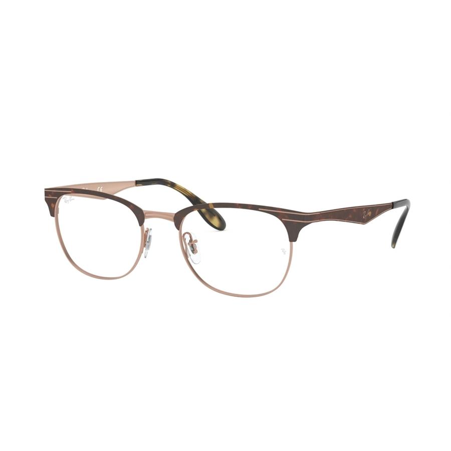 Rame ochelari de vedere unisex Ray-Ban RX6346 2971 Patrate originale cu comanda online