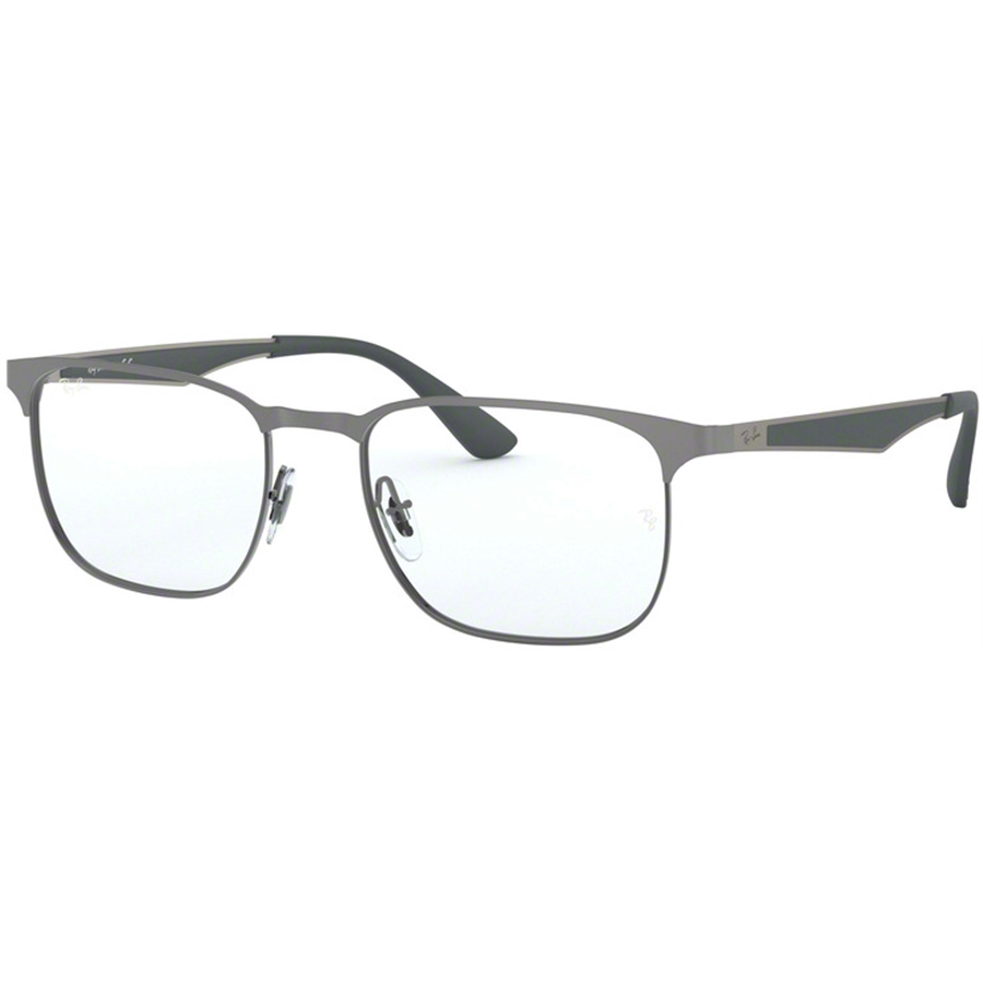 Rame ochelari de vedere unisex Ray-Ban RX6363 2553 Patrate originale cu comanda online