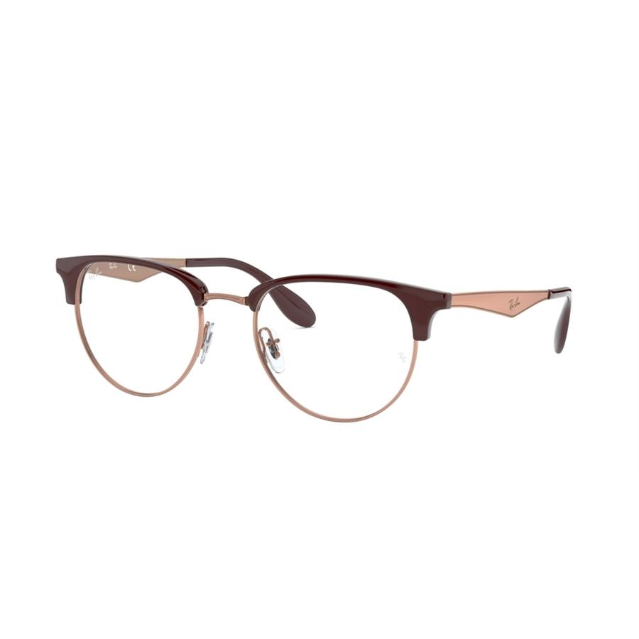 Rame ochelari de vedere unisex Ray-Ban RX6396 5786 Rotunde originale cu comanda online
