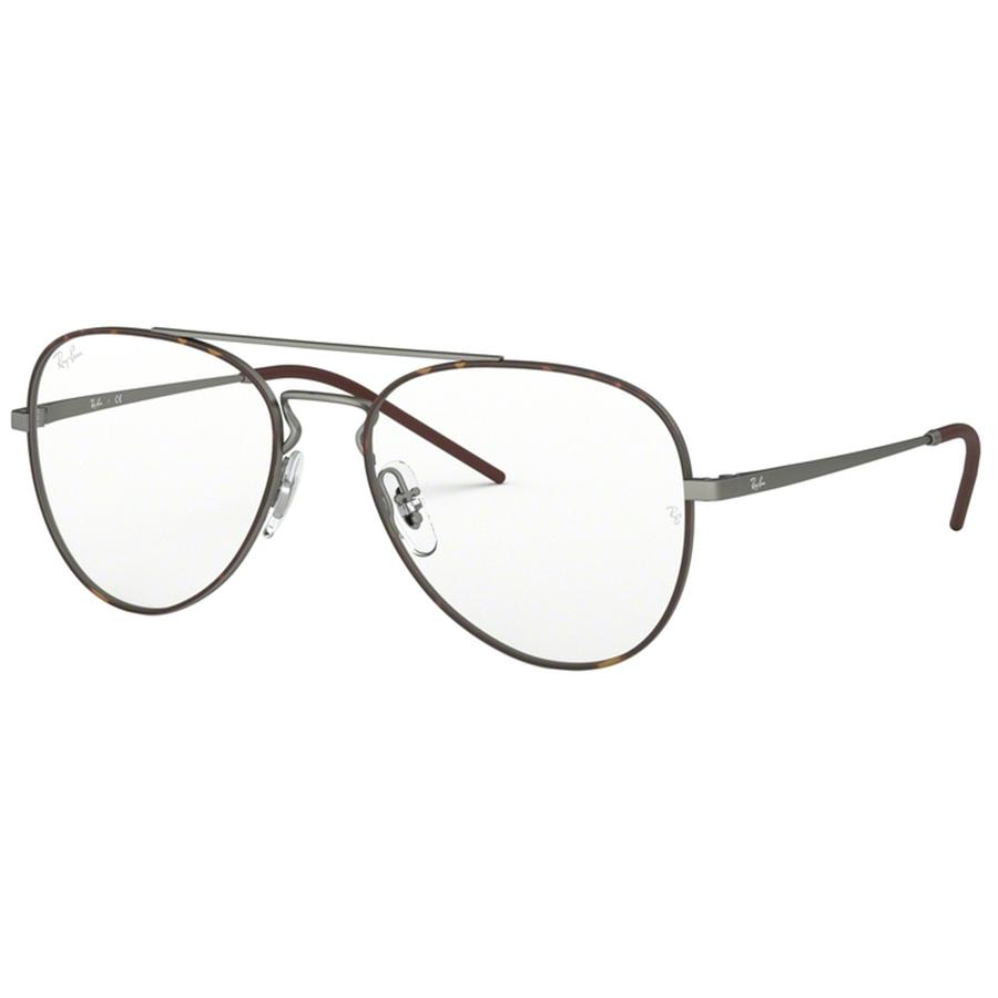 Rame ochelari de vedere unisex Ray-Ban RX6413 3043 Pilot originale cu comanda online