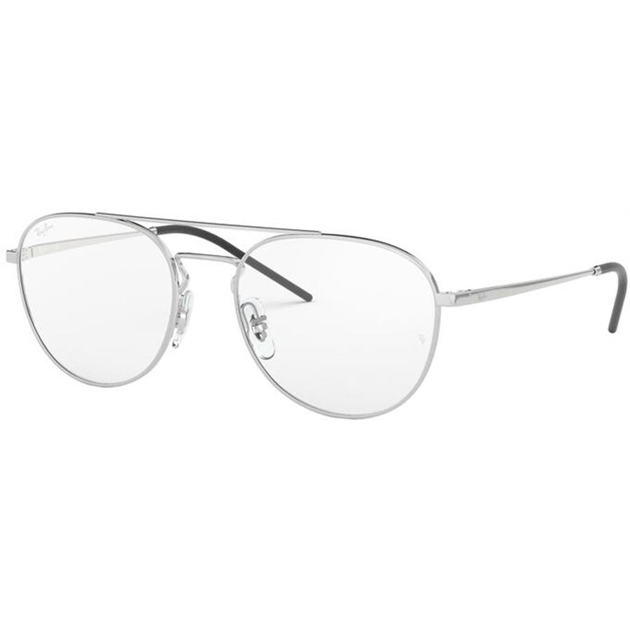 Rame ochelari de vedere unisex Ray-Ban RX6414 2501 Rotunde originale cu comanda online