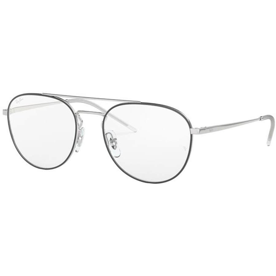 Rame ochelari de vedere unisex Ray-Ban RX6414 2983 Rotunde originale cu comanda online