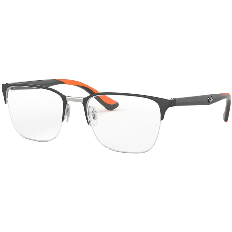 Rame ochelari de vedere unisex Ray-Ban RX6428 3004 Patrate originale cu comanda online