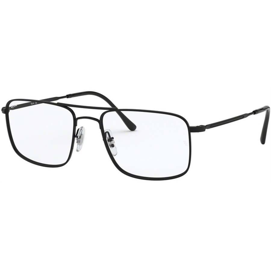 Rame ochelari de vedere unisex Ray-Ban RX6434 2509 Patrate originale cu comanda online