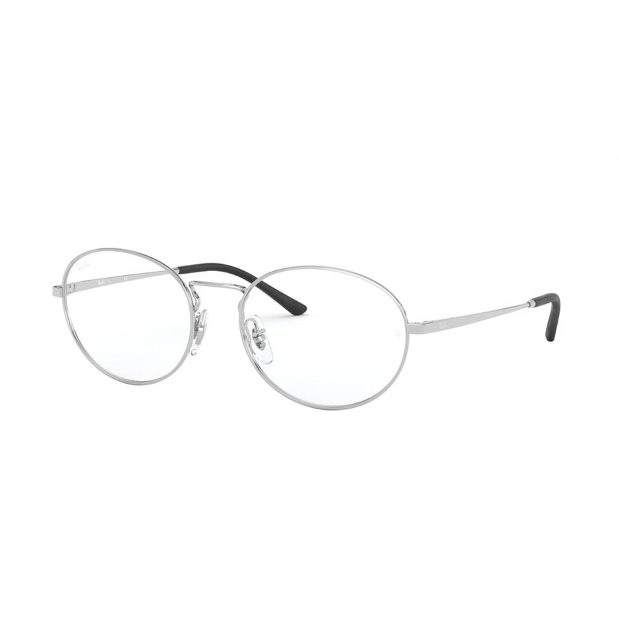 Rame ochelari de vedere unisex Ray-Ban RX6439 2501 Ovale originale cu comanda online