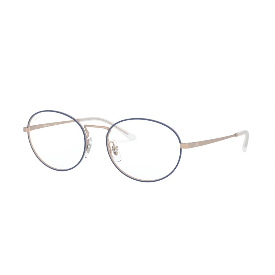 Rame ochelari de vedere unisex Ray-Ban RX6439 3053 Ovale originale cu comanda online