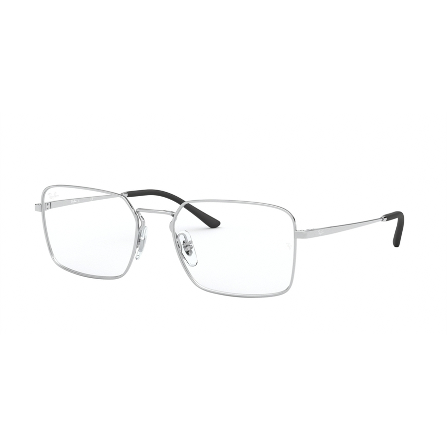 Rame ochelari de vedere unisex Ray-Ban RX6440 2501 Patrate originale cu comanda online