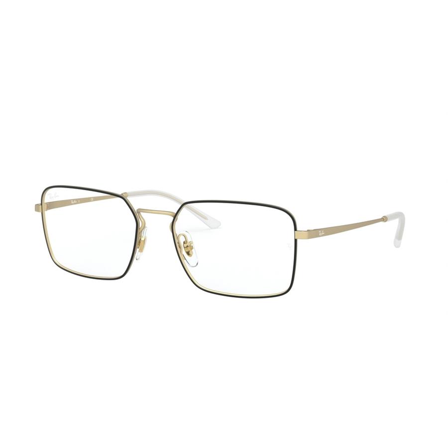 Rame ochelari de vedere unisex Ray-Ban RX6440 3051 Patrate originale cu comanda online