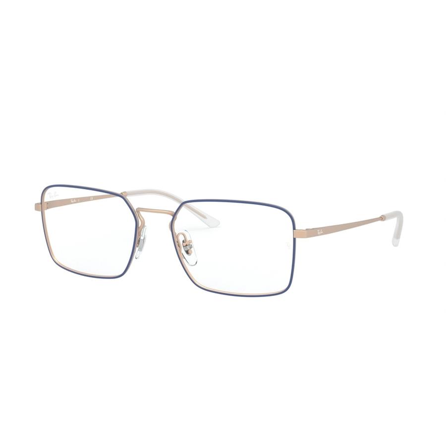 Rame ochelari de vedere unisex Ray-Ban RX6440 3053 Patrate originale cu comanda online